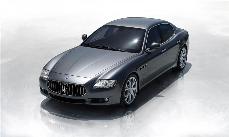 2009 Maserati Quattroporte