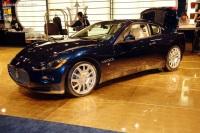 2007 Maserati GranTurismo image.