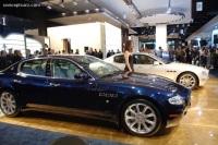 2007 Maserati Quattroporte image.