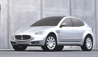 2003 Maserati Kubang Concept Image