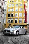 2009 Maserati Quattroporte S pictures and wallpaper