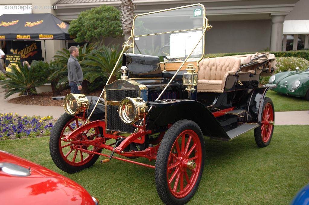 Car Auctions Ny >> 1910 Maxwell Model Q - conceptcarz.com