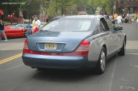 2005 Maybach 57 image.
