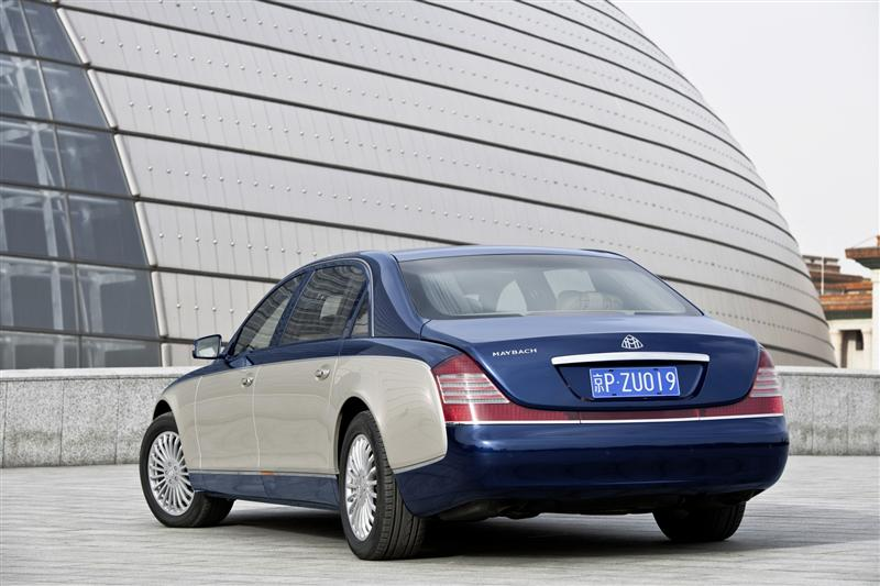 2011 Maybach 62 S Image