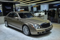 2009 Maybach 57 image.