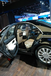 2006 Maybach 57 S image.