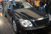 2004 Maybach 57 image.