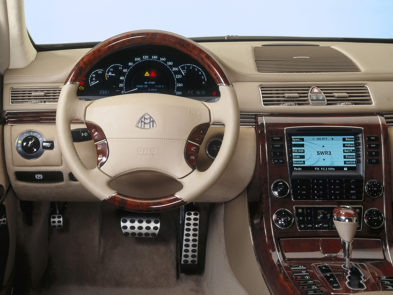 2005 Maybach 62 Image