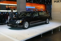 2003 Maybach 62 image.