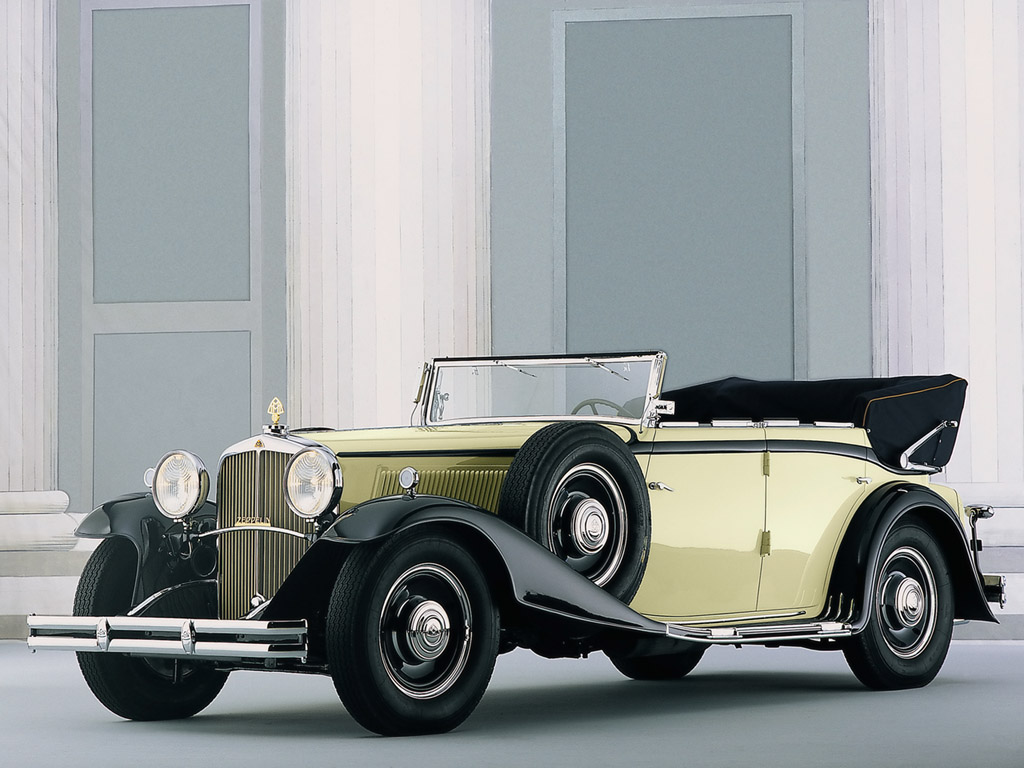 1932 Maybach Zeppelin DS 8 Image