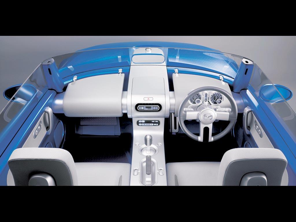 Past and future supercars conceptcarz mazda ibuki concept vanachro Images