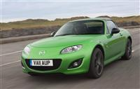 2012 Mazda MX-5 Sport Black Limited Edition image.