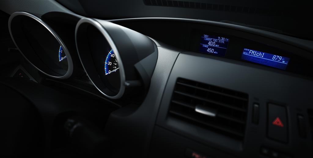 2012 Mazda 3 Image