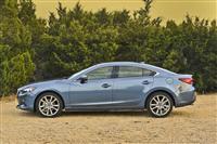Mazda 6 Monthly Sales