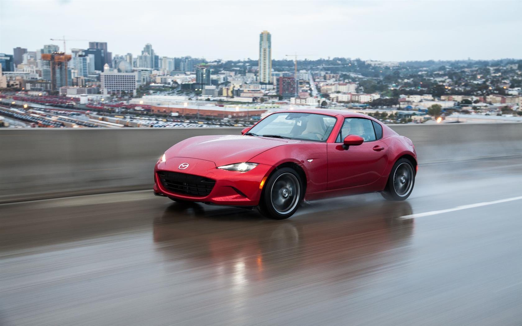 Official: The 2019 Mazda MX-5 Miata will have 181 hp, more revs 2018 mazda miata photos