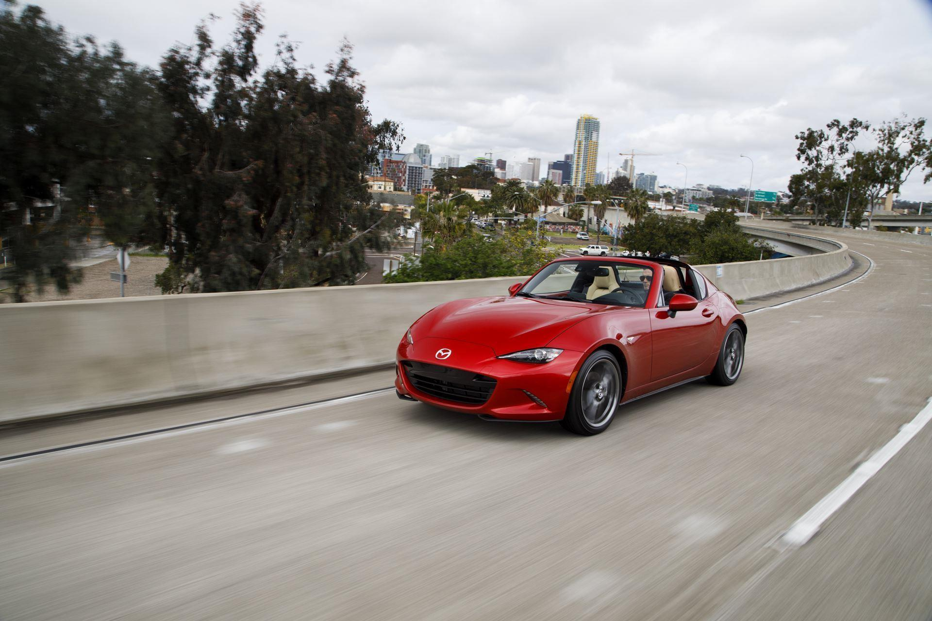 Mazda Vehicles - Car News and Reviews Autoweek 2018 mazda miata photos
