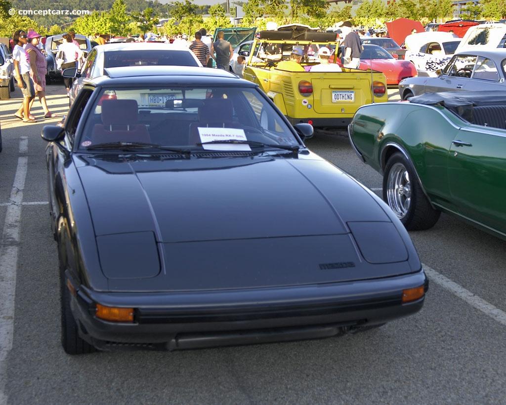1984 Mazda RX-7 Image
