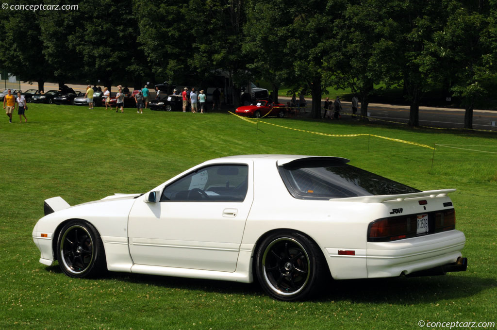 Auction Results And Data For 1988 Mazda Rx 7 Silver