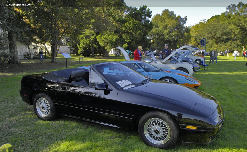 Auction Results And Data For 1991 Mazda Rx 7 Conceptcarz Com