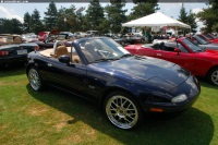 1996 Mazda Miata MX-5 image.