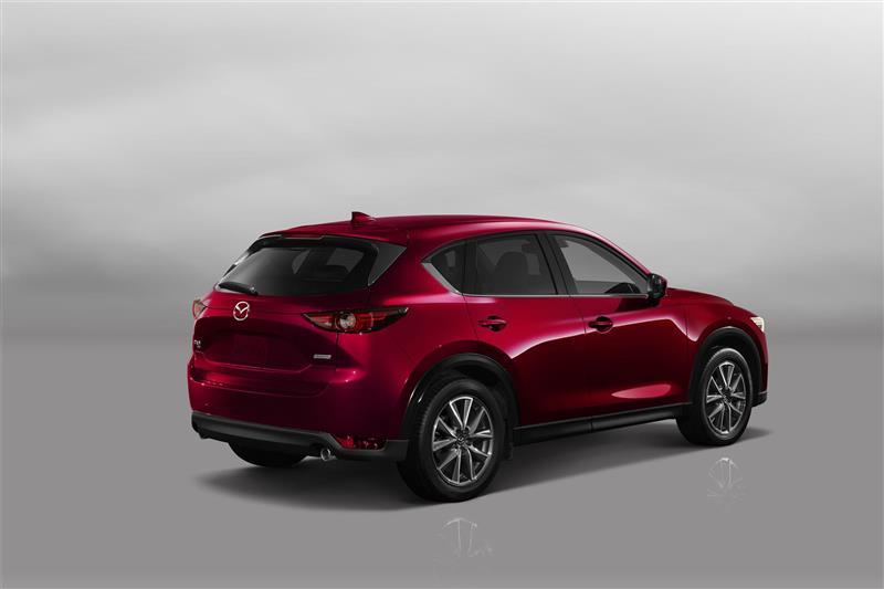 2017 Mazda CX-5 Image