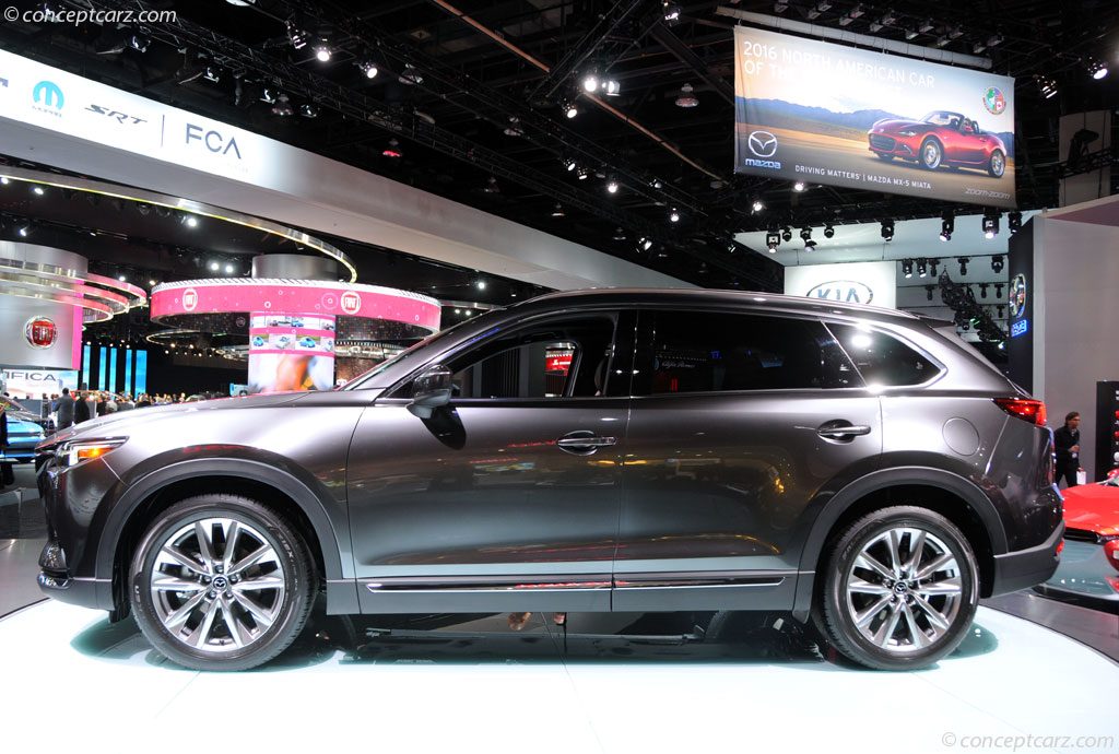 2016 Mazda CX-9 Image
