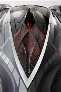 2008 Mazda Furai Concept image.