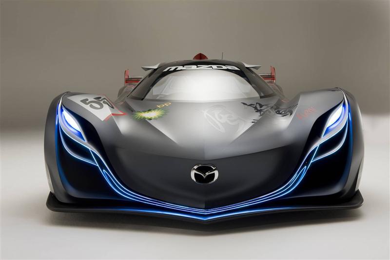 Mazda Furai Vehículos Supercars Hd Fondos De Pantalla: 2008 Mazda Furai Concept Images. Photo Mazda-Furai