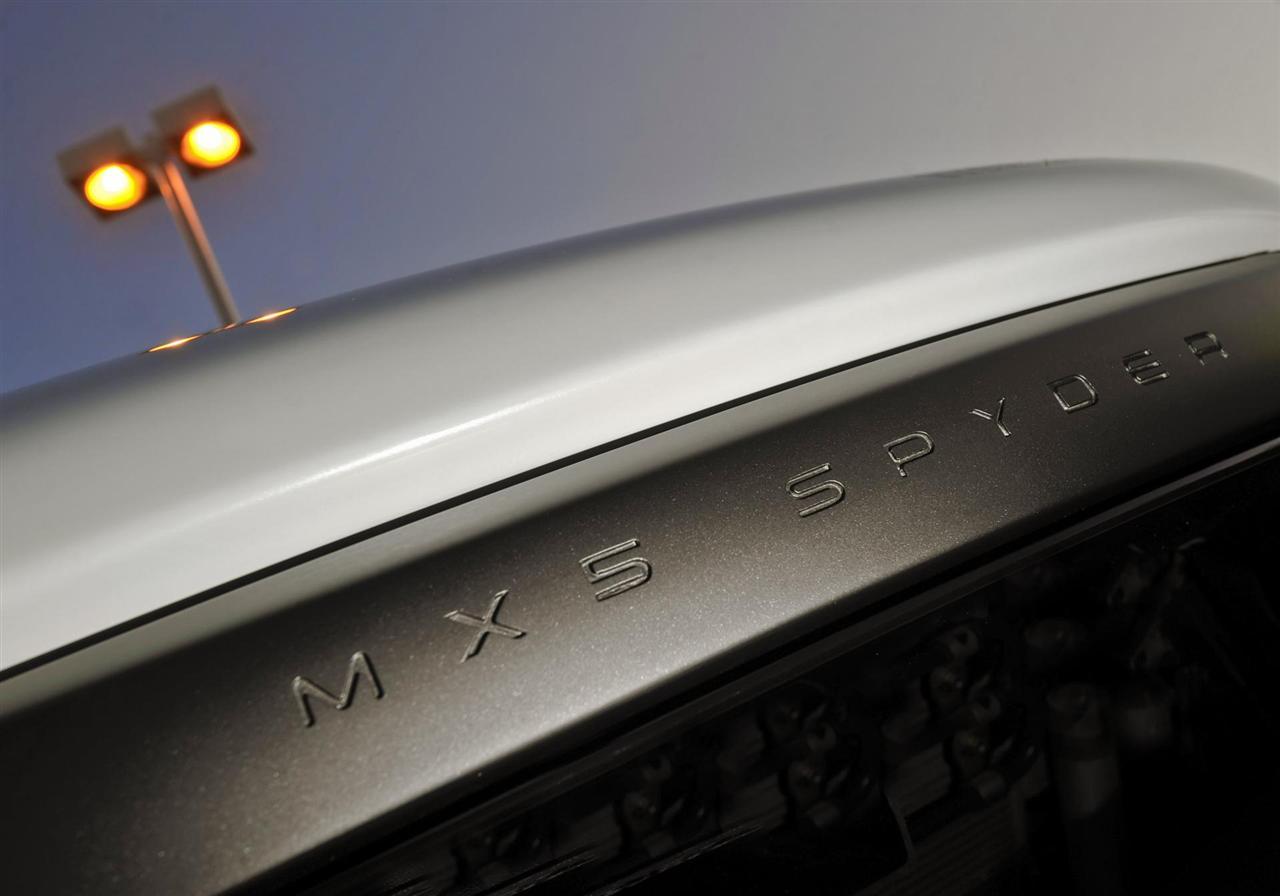 2012 Mazda MX-5 Spyder Image
