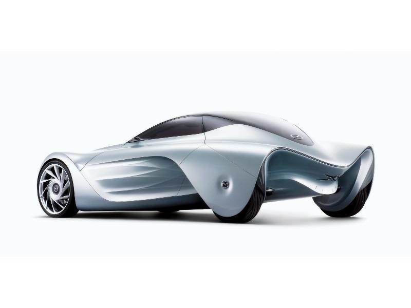 2008 Mazda Taiki Concept Image