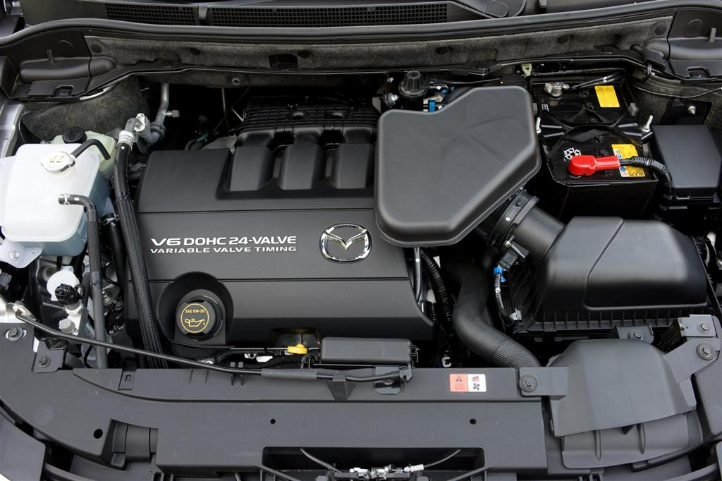 2009 Mazda CX9  conceptcarzcom