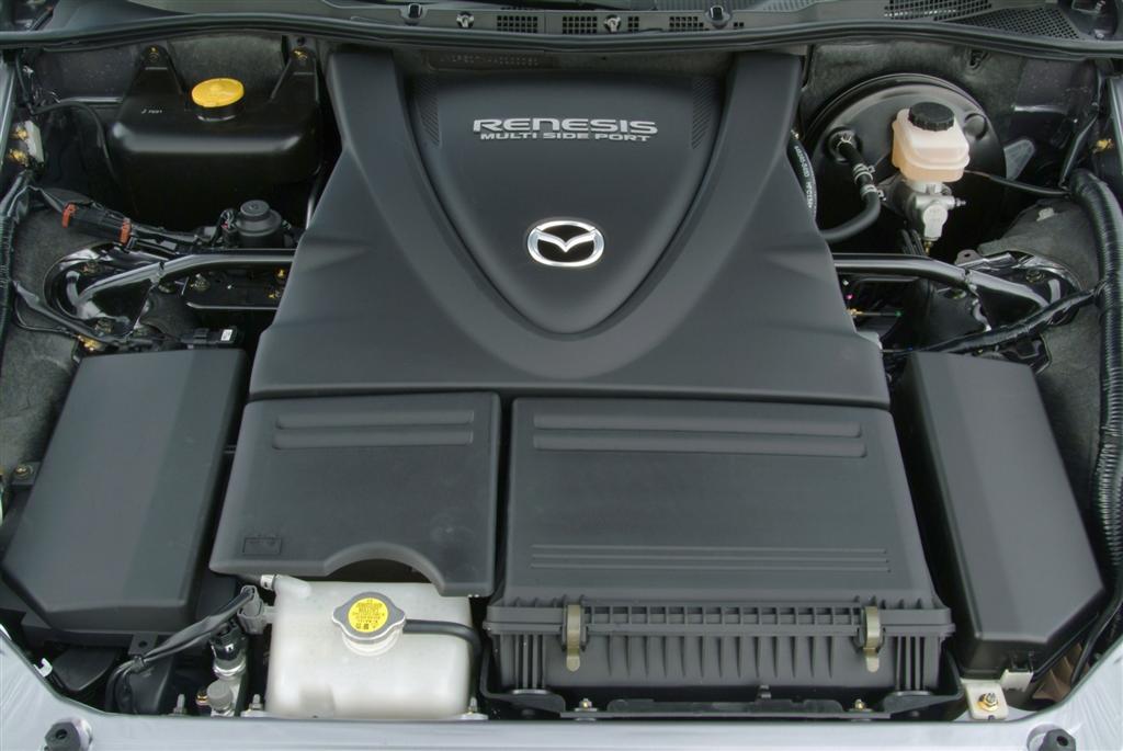 2008 Mazda Rx 8 Conceptcarz Com