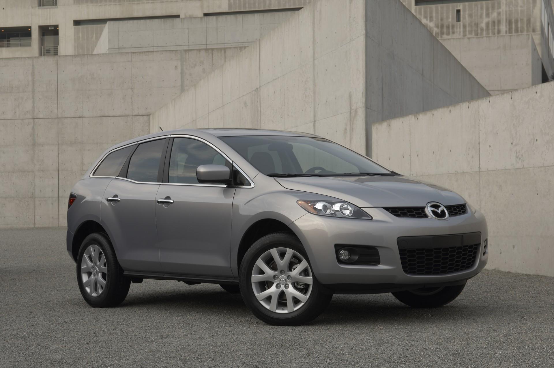 2007 Mazda cx 7 Image