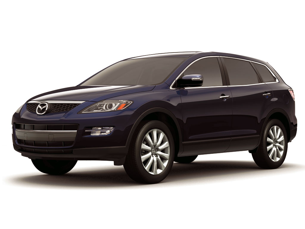 2006 Mazda CX-9 pictures and wallpaper