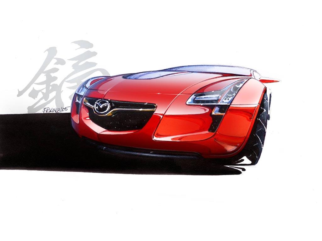 2006 mazda kabura concept conceptcarzcom