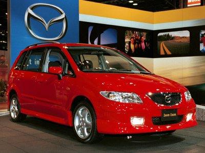 2001 Mazda Premacy Image