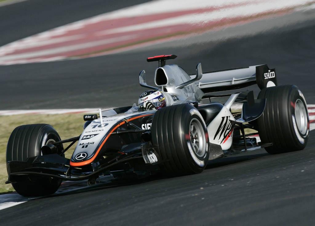 2005 McLaren MP4-20 Image