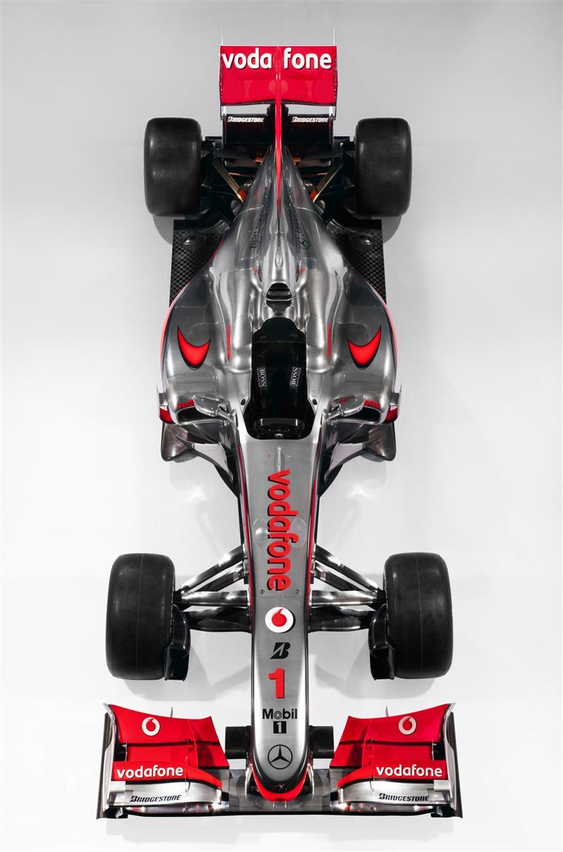 2010 McLaren MP4-25