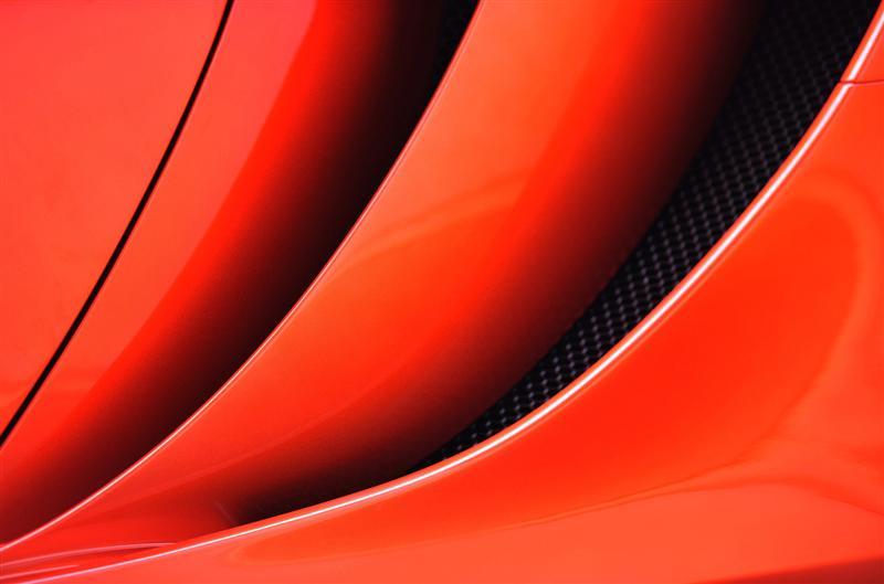 2011 McLaren MP4-12C
