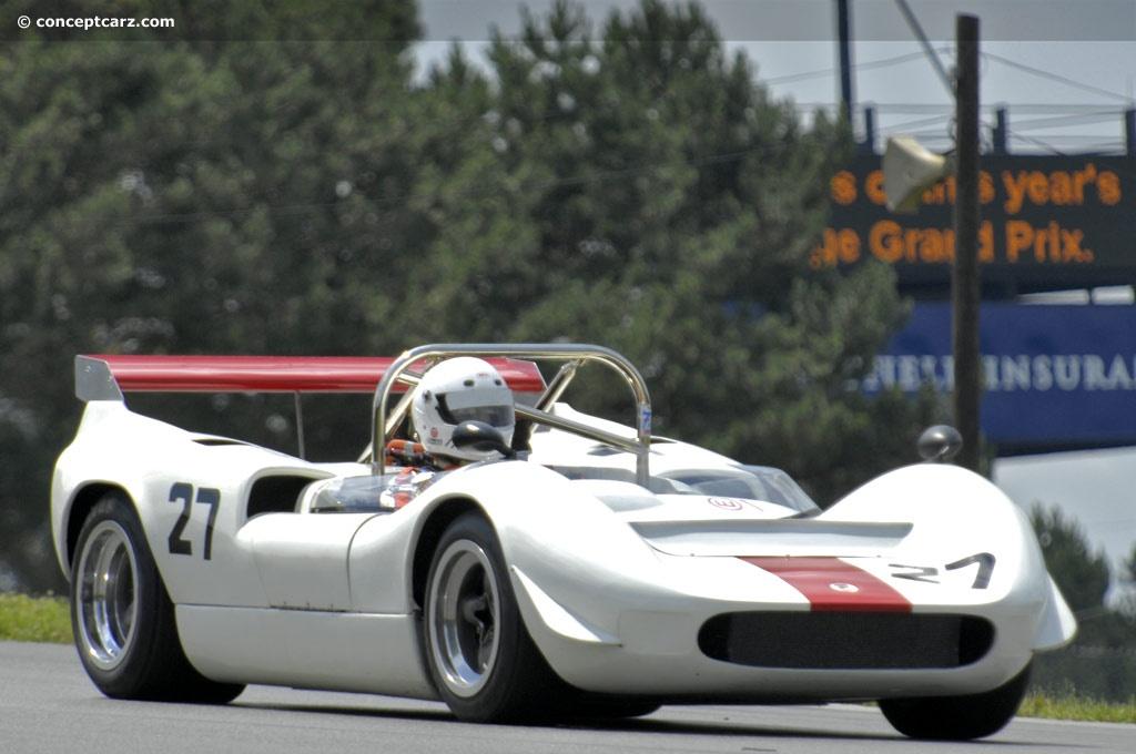 1966 McLaren M1B - conceptcarz.com