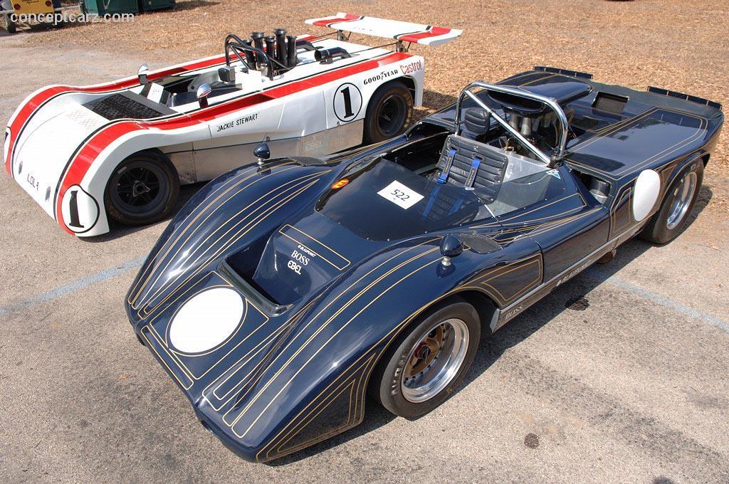 1968 McLaren M6B (Mark 6B) - Conceptcarz