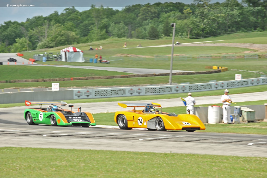 McLaren M8E pictures and wallpaper