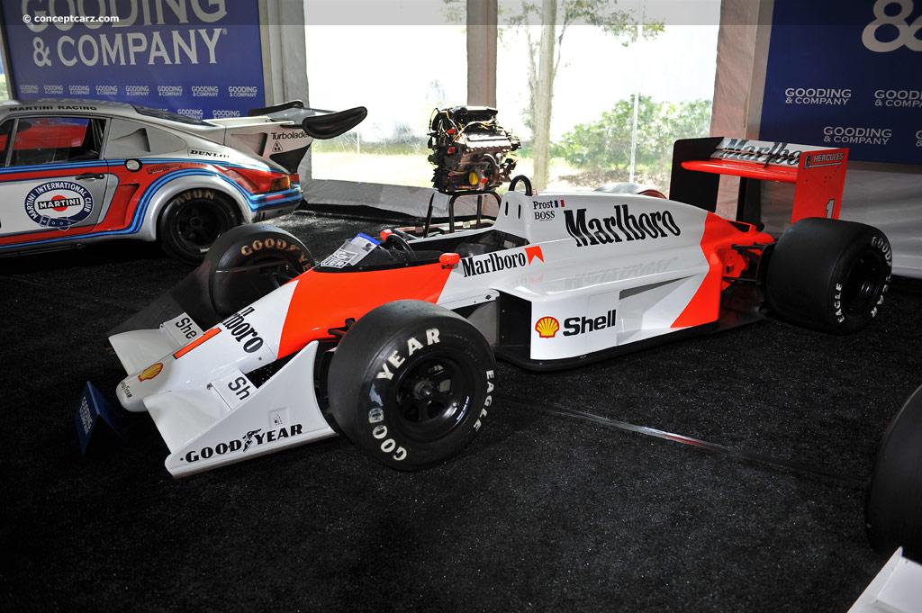 Car Manufacturers Ownership >> 1987 McLaren MP4/3 - conceptcarz.com