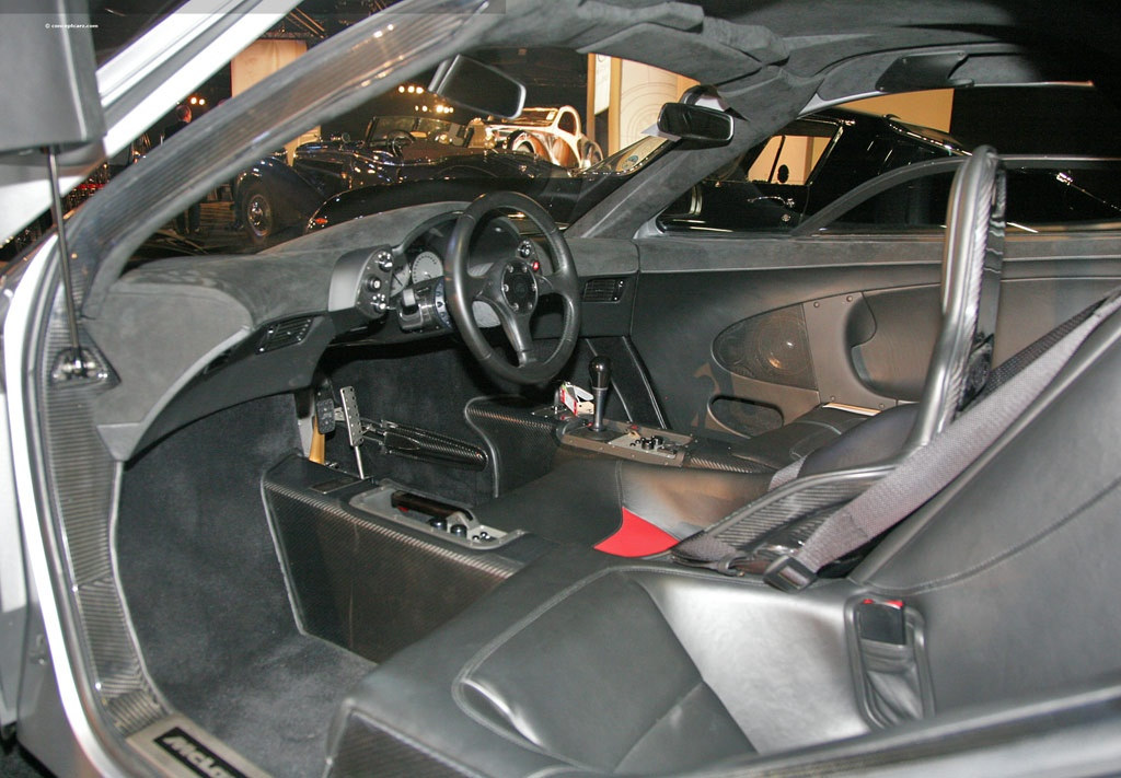 chassis 065 1994 mclaren f1 chassis information. Black Bedroom Furniture Sets. Home Design Ideas