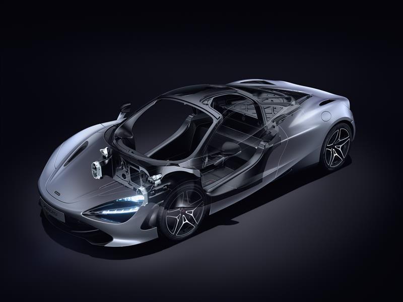 2017 McLaren 720S Image
