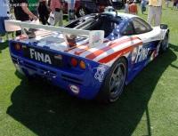 1996 McLaren F1 GTR