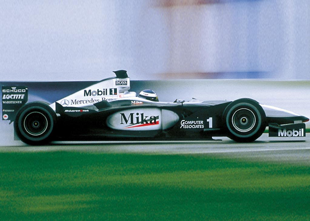 McLaren MP4-15 pictures and wallpaper