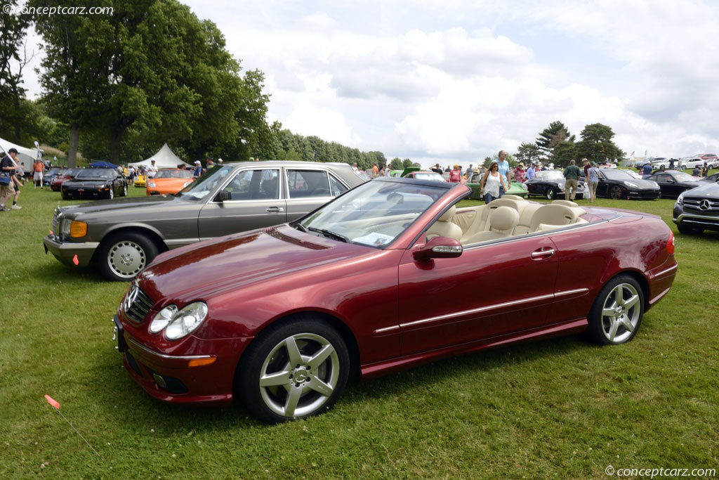 2005 mercedes benz clk for Mercedes benz clk 2005
