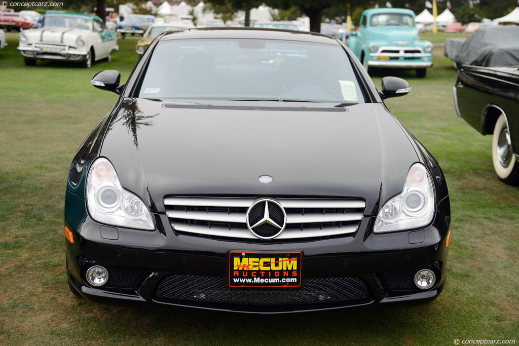 Auction results and data for 2006 mercedes benz cls class for 2006 mercedes benz cls550