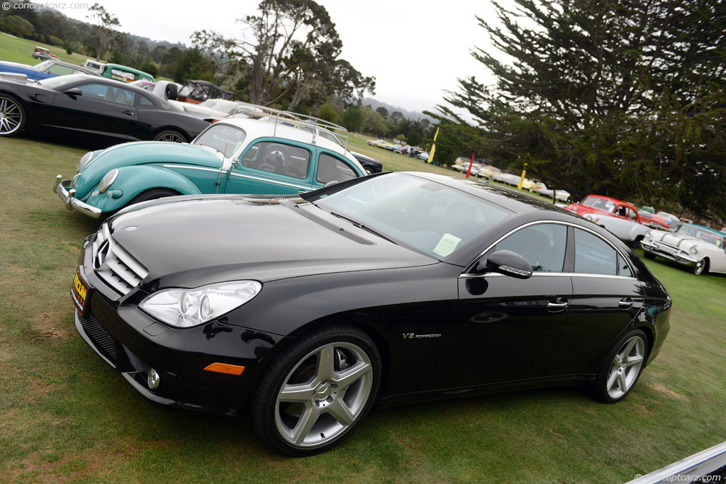 Auction results and data for 2006 mercedes benz cls class for Mercedes benz cls 2006